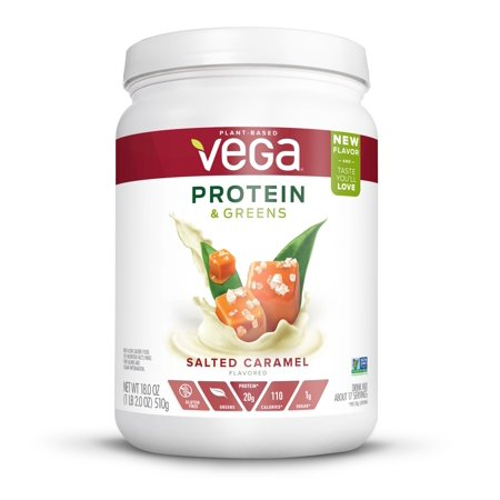 salted caramel protein powder review