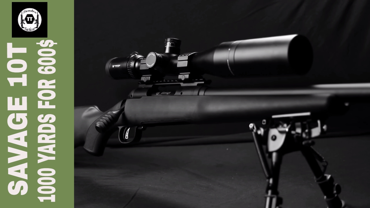 savage arms 10t tactical review