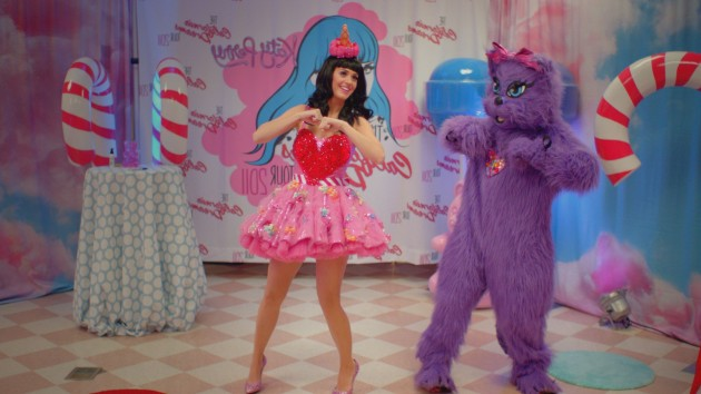 katy perry part of me film review