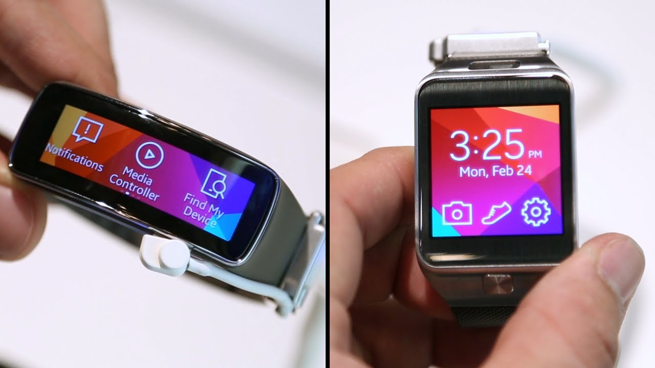 samsung gear fit review youtube