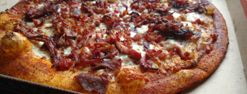 smokehouse pizza little caesars review