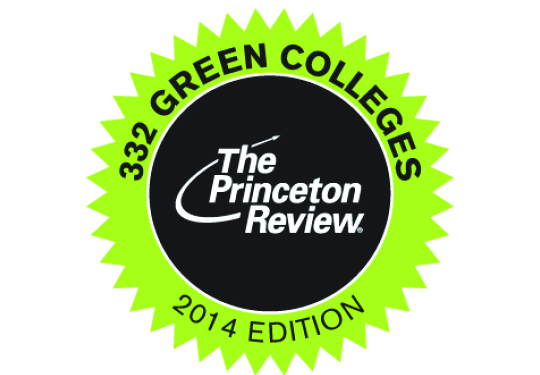 princeton review guide to green colleges