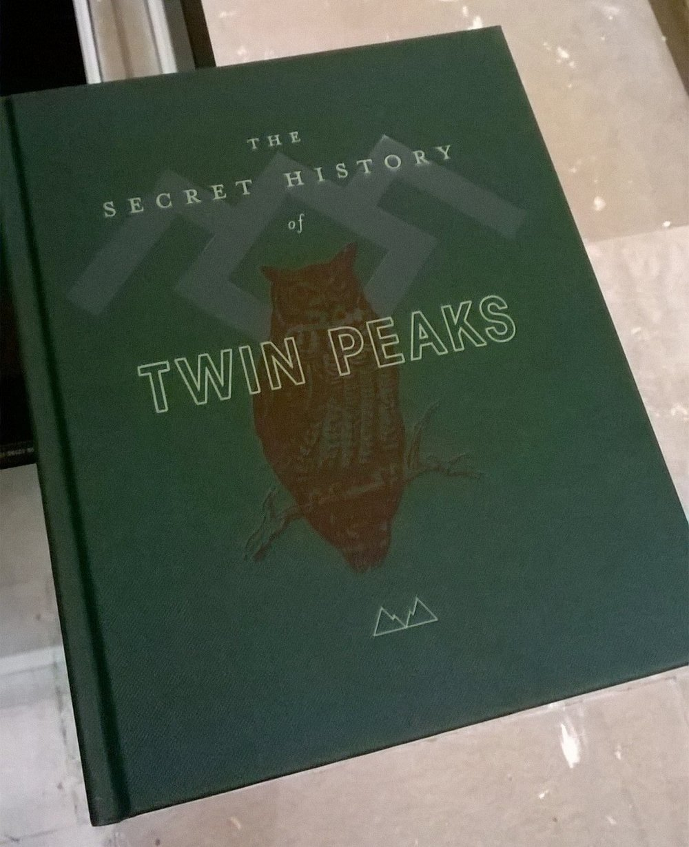 the secret history of twin peaks review