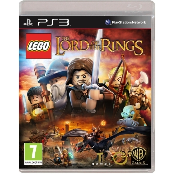 lego lord of the rings ps3 review
