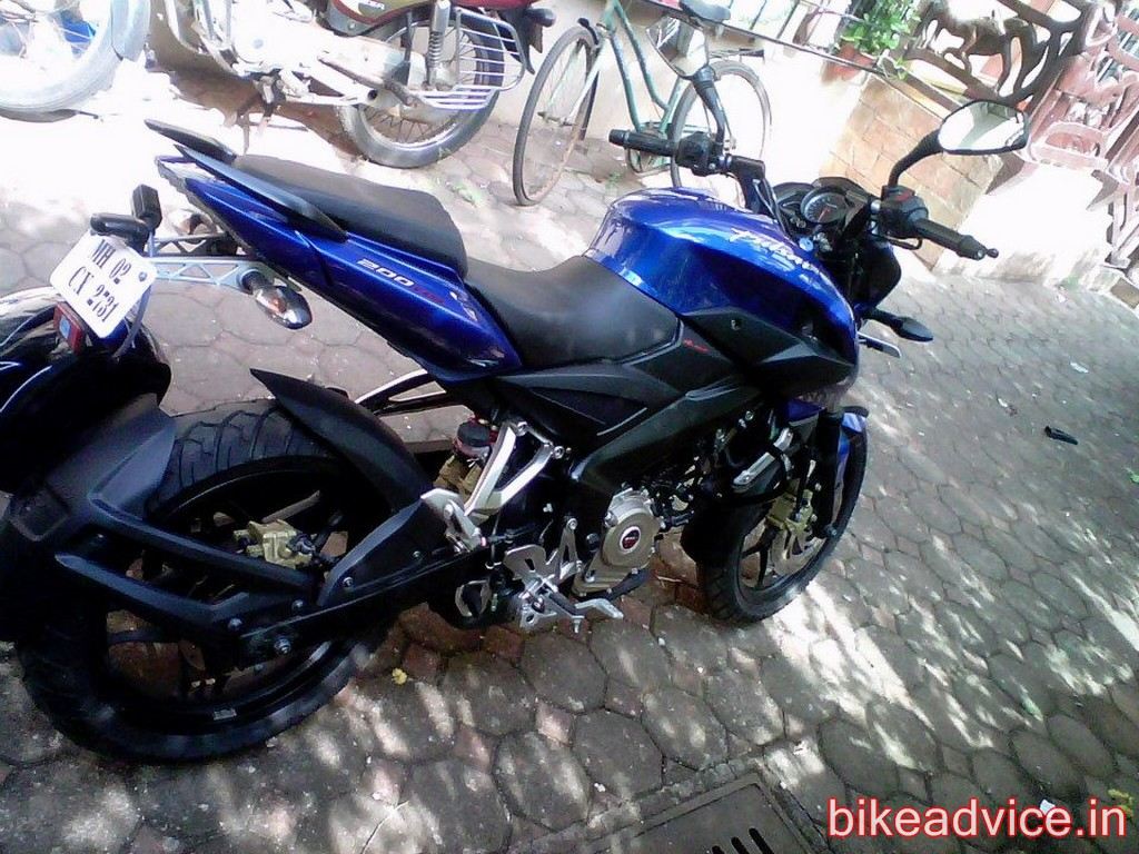 pulsar 200 ns review overdrive