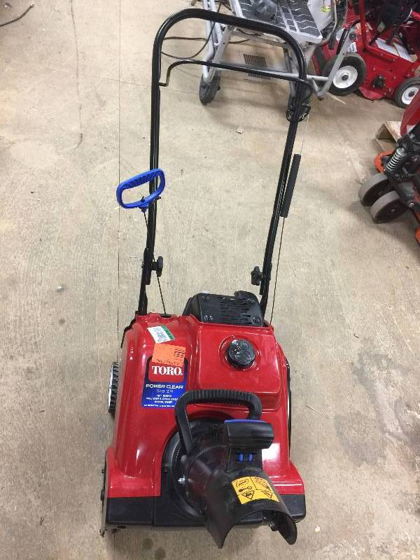 toro power clear 518 zr review