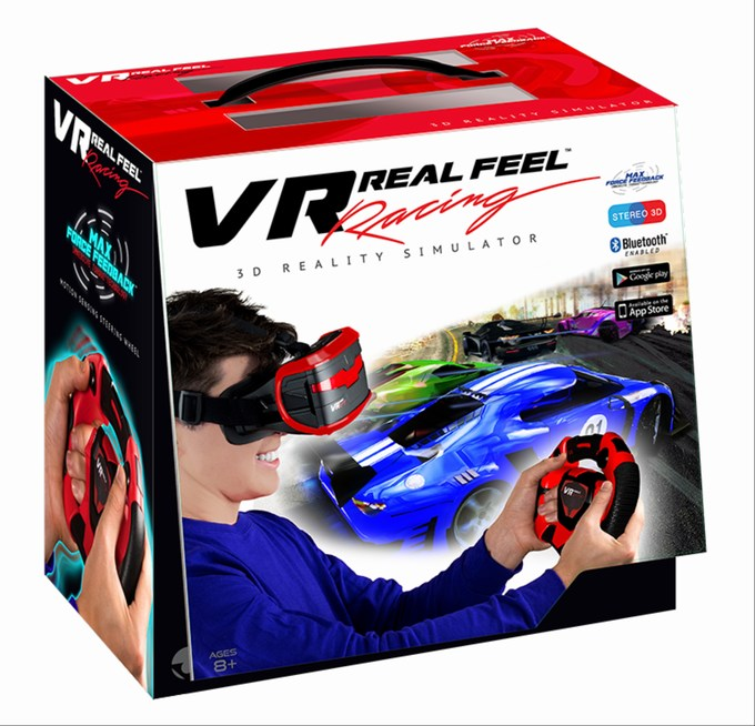 vr real feel racing review