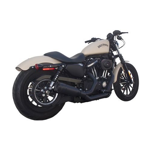 sportster 2 into 1 exhaust reviews