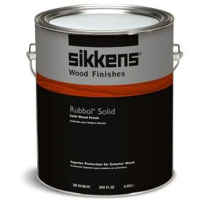 sikkens rubbol solid stain reviews