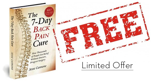 the 7 day back pain cure reviews