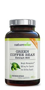 naturewise green coffee bean extract reviews