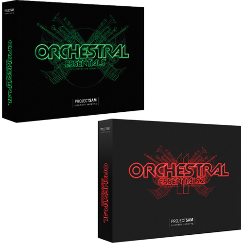 project sam orchestral essentials review