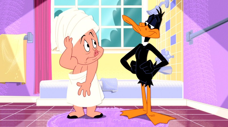the looney tunes show review