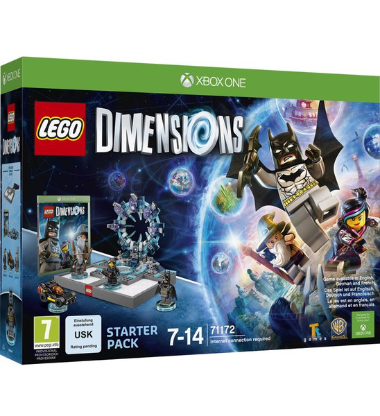 lego dimensions xbox one review