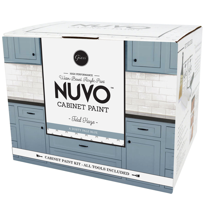 nuvo cabinet paint kit reviews