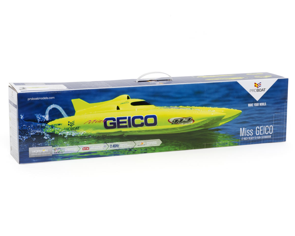 miss geico rc boat review
