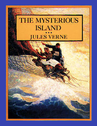 the mysterious island book review