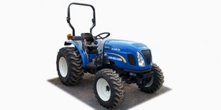 new holland compact tractor reviews