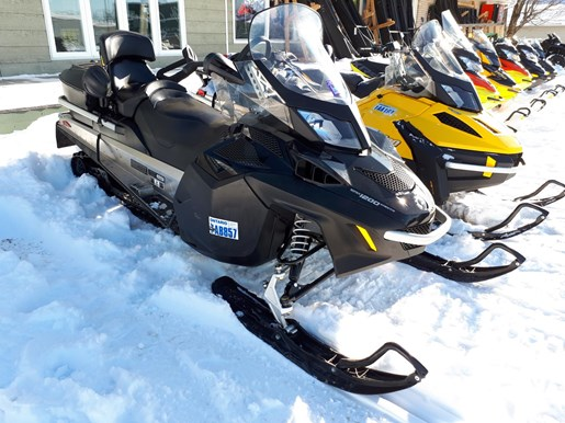 ski doo expedition 1200 review