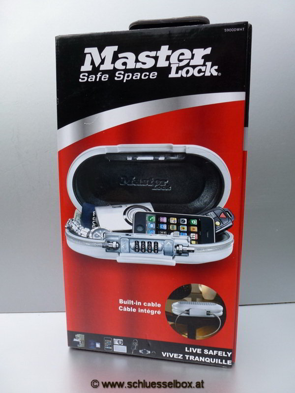master lock safe space review