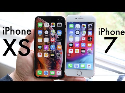 iphone x vs iphone 7 plus review