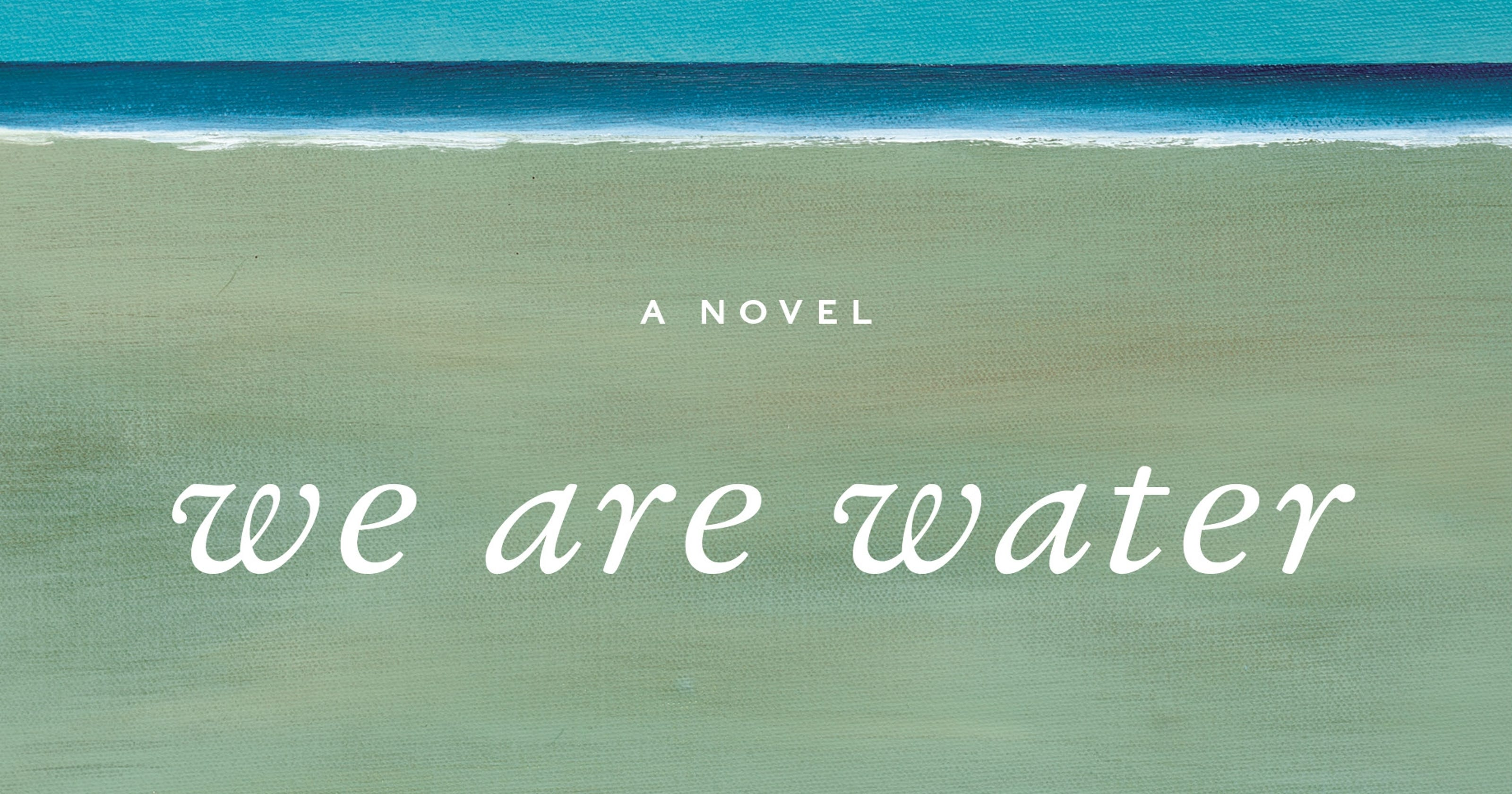 wally lamb we are water review