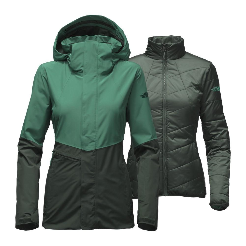 north face triclimate womens review