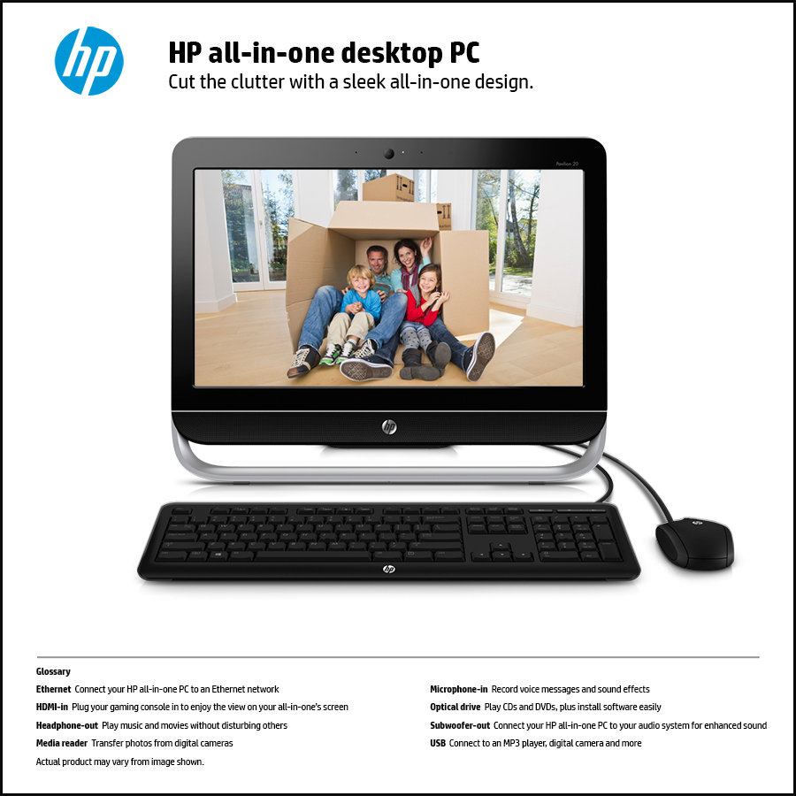 hp pavilion 20 all in one review