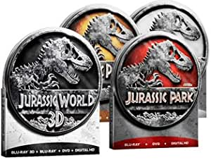 jurassic park 3d blu ray review