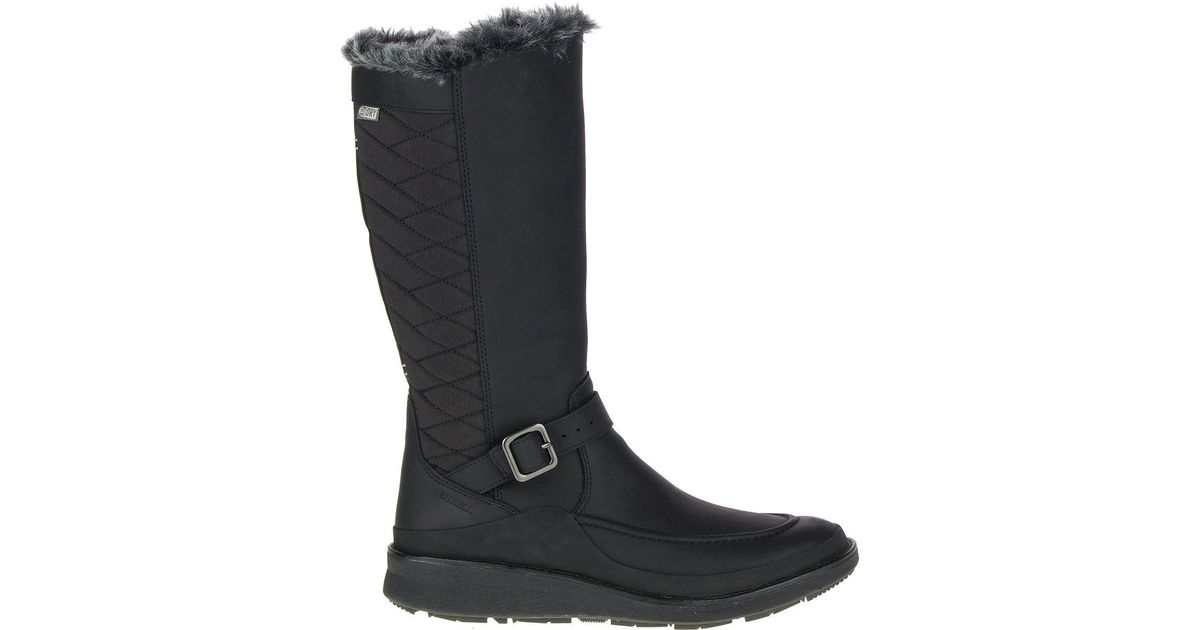 merrell tremblant tall boots reviews