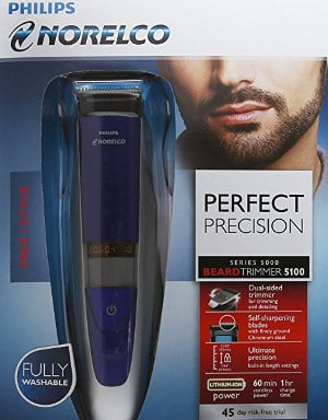 norelco 5100 beard trimmer review