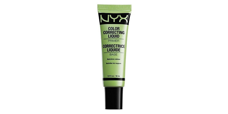 nyx color correcting primer review