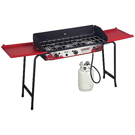 outbound deluxe double burner camp stove review