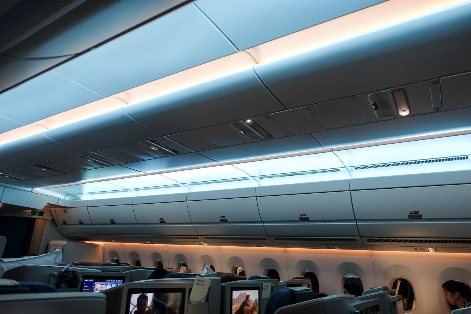 philippine airlines review business class
