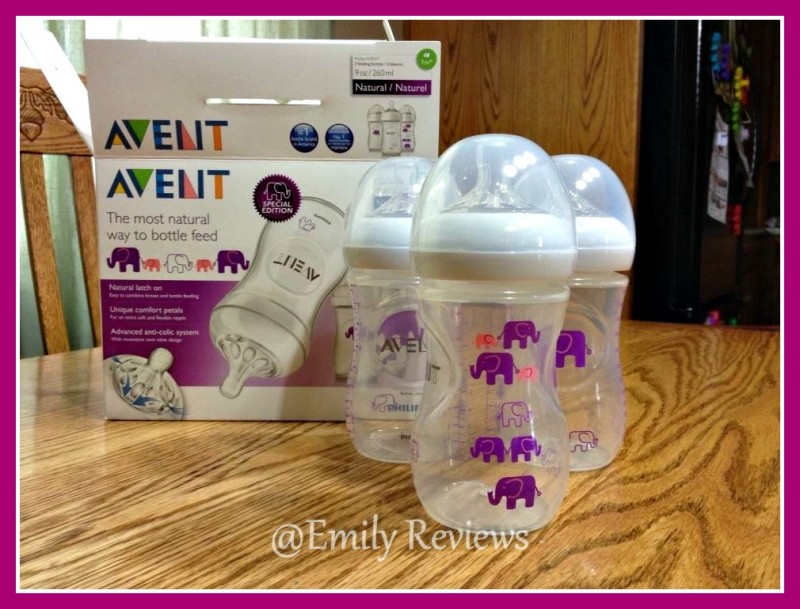 philips avent baby bottles review