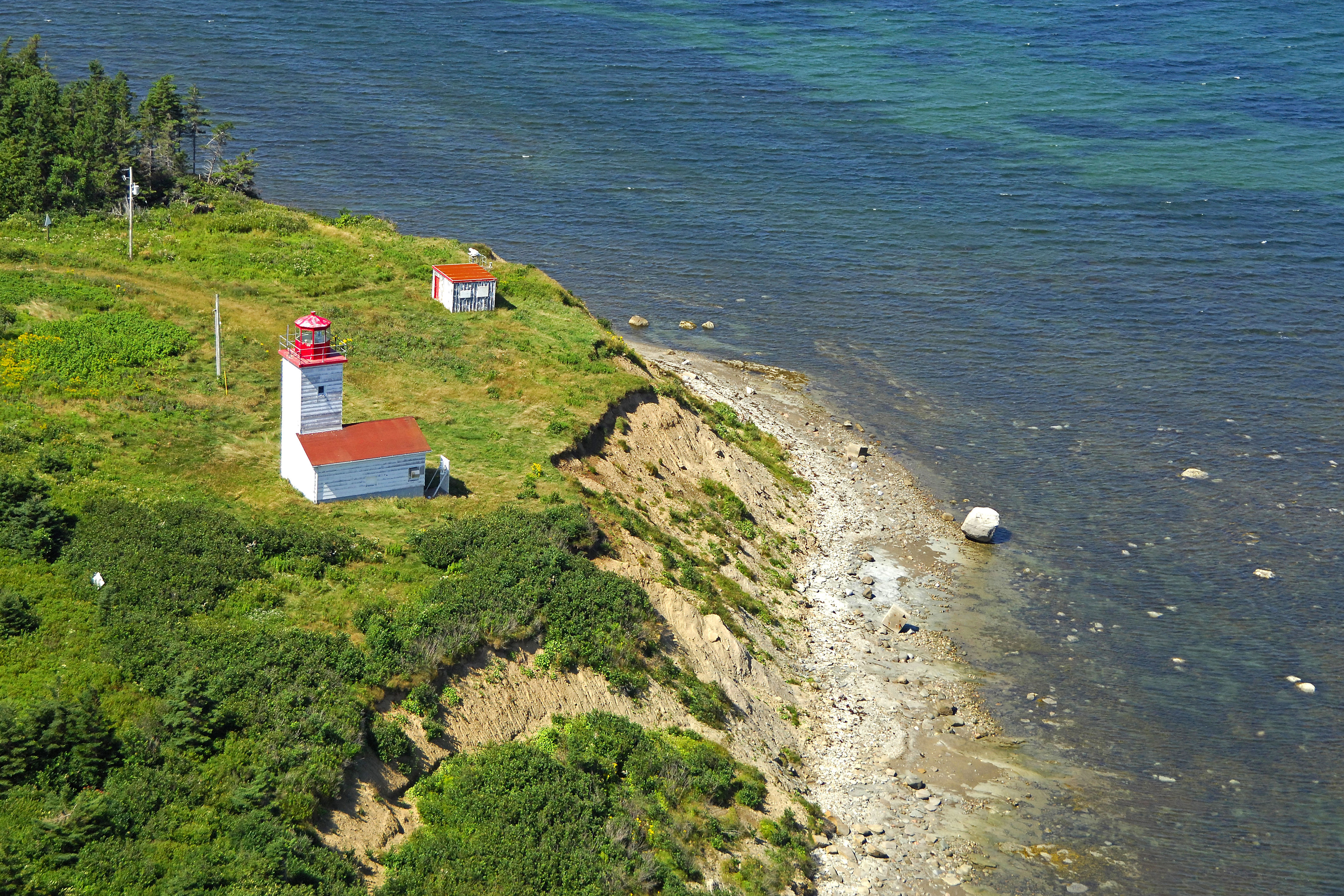 the lighthouse on cape d or reviews