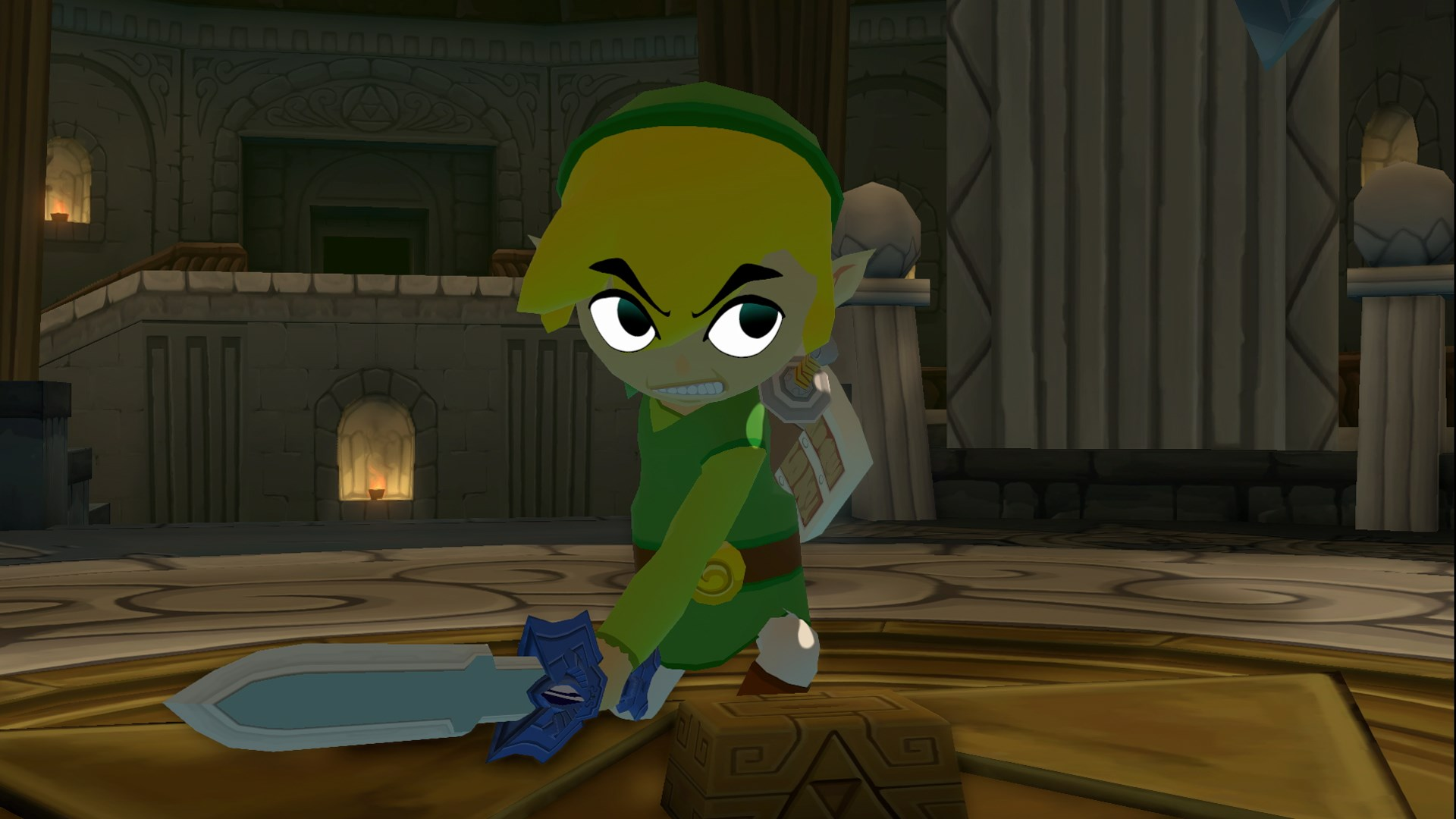 the wind waker hd review