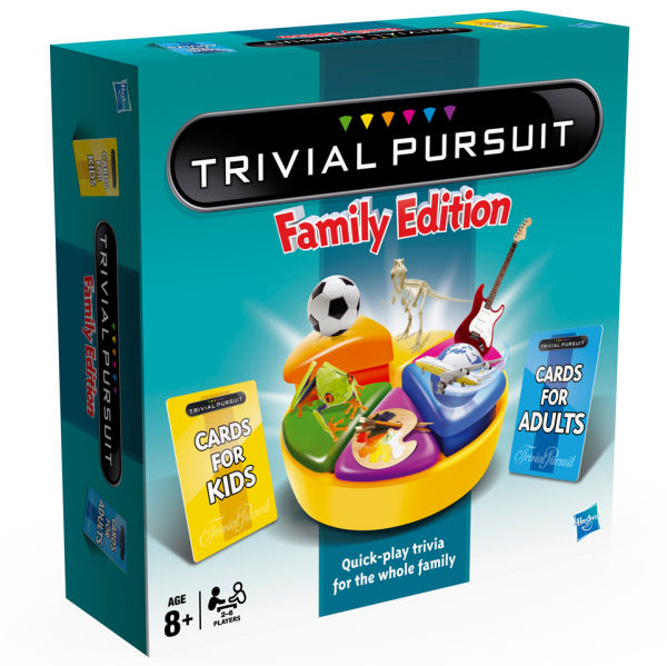 trivial pursuit family edition review
